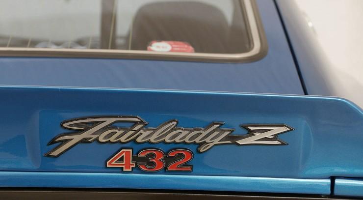 Nissan Fairlady Z 432 18