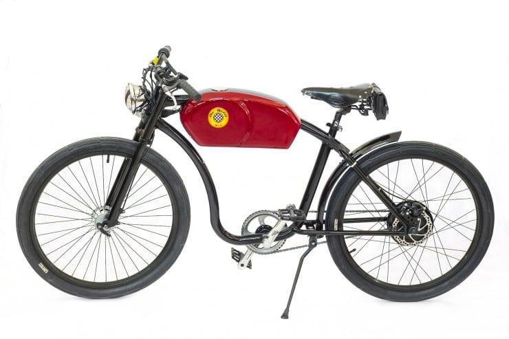 Oto Cycles OtoK Electric Bicycle 1
