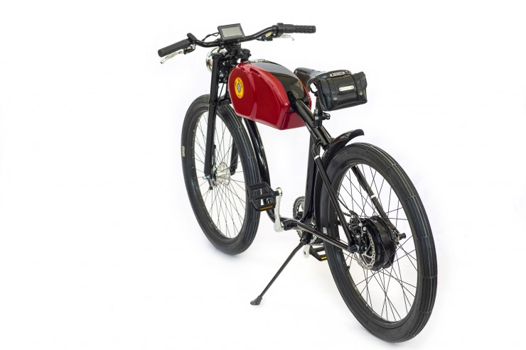 Oto Cycles OtoK Electric Bicycle 2