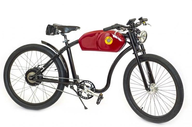 Oto Cycles OtoK Electric Bicycle 4