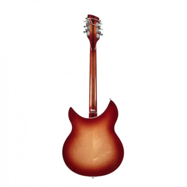 Rickenbacker guitar back