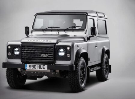 The 2,000,000th Land Rover 10