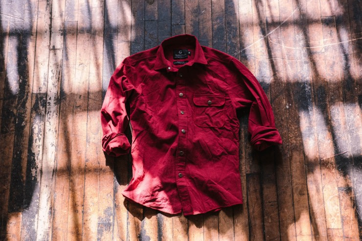 The Shop Rag Shirt by The Godspeed Company 1