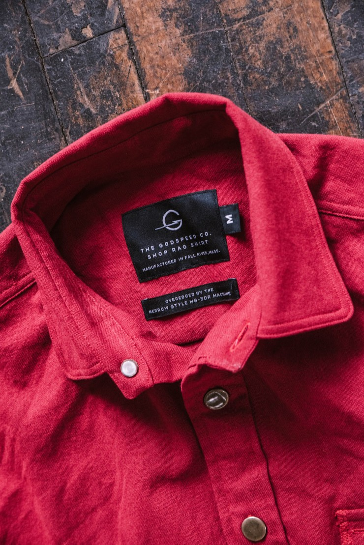 The Shop Rag Shirt by The Godspeed Company 2