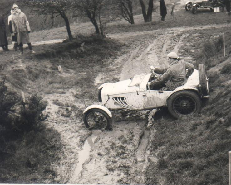 Trial Car