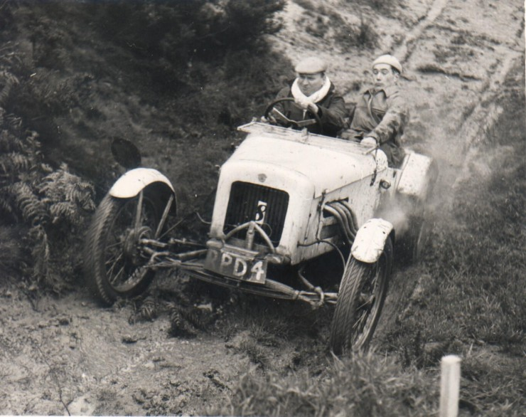 Trial Driving