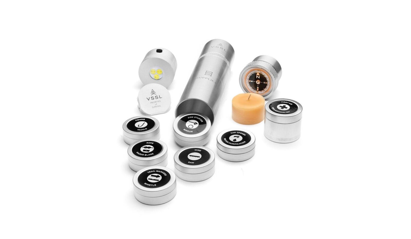 VSSL Supplies 1600x930 - VSSL Survival Flashlight