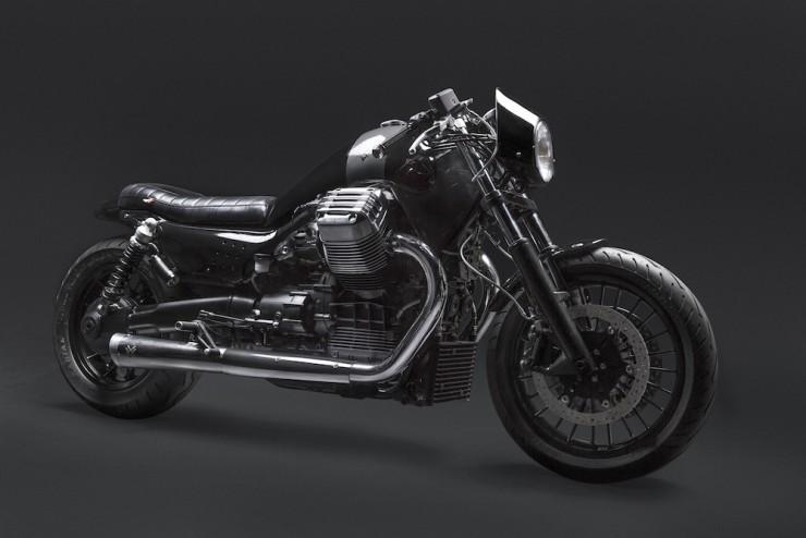 Venier Customs Moto Guzzi 1