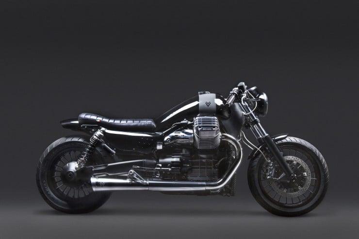 Venier Customs Moto Guzzi 10