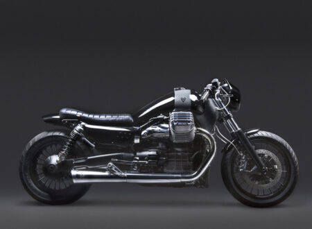 Venier Customs Moto Guzzi 11
