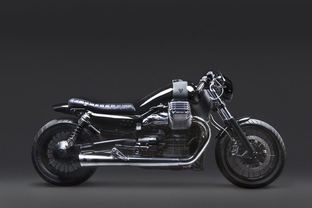 Venier Customs Moto Guzzi 11 - Venier Customs Moto Guzzi California