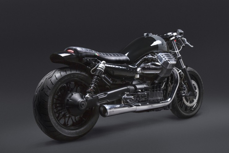 Venier Customs Moto Guzzi 3