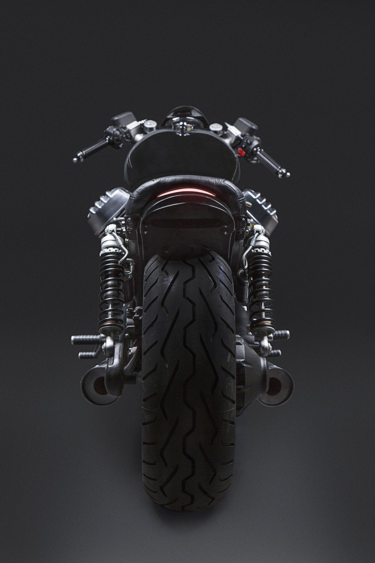 Venier Customs Moto Guzzi 4