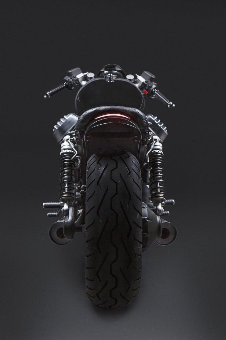 Venier Customs Moto Guzzi 4