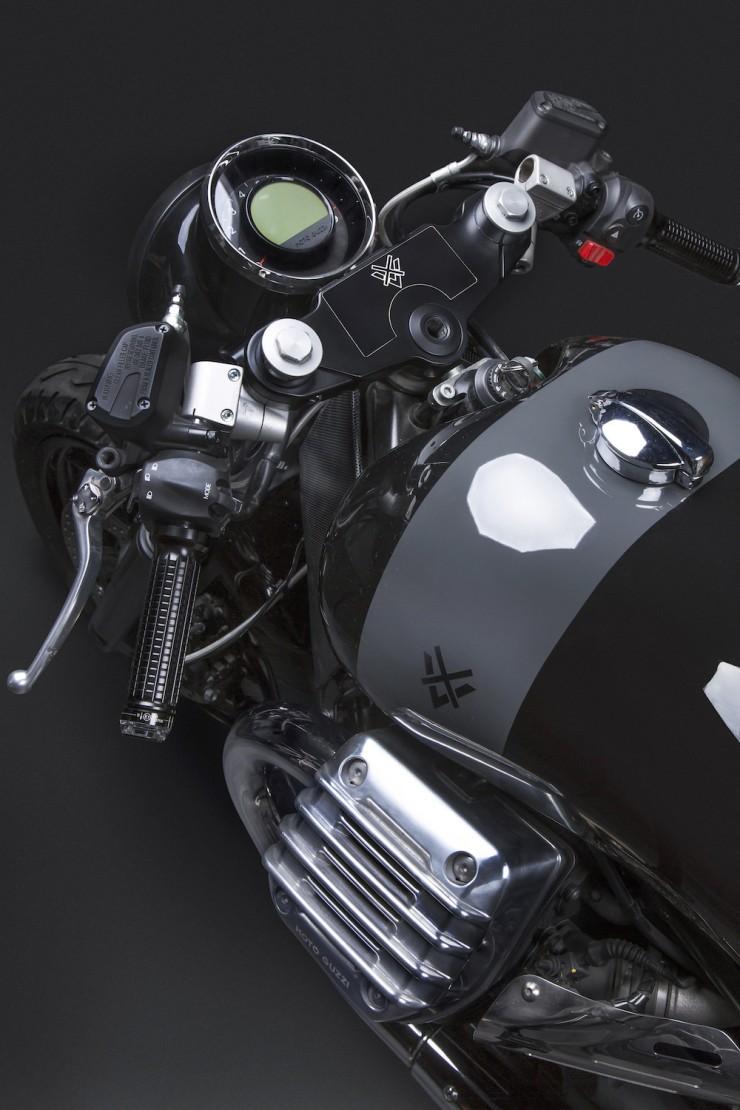 Venier Customs Moto Guzzi 5