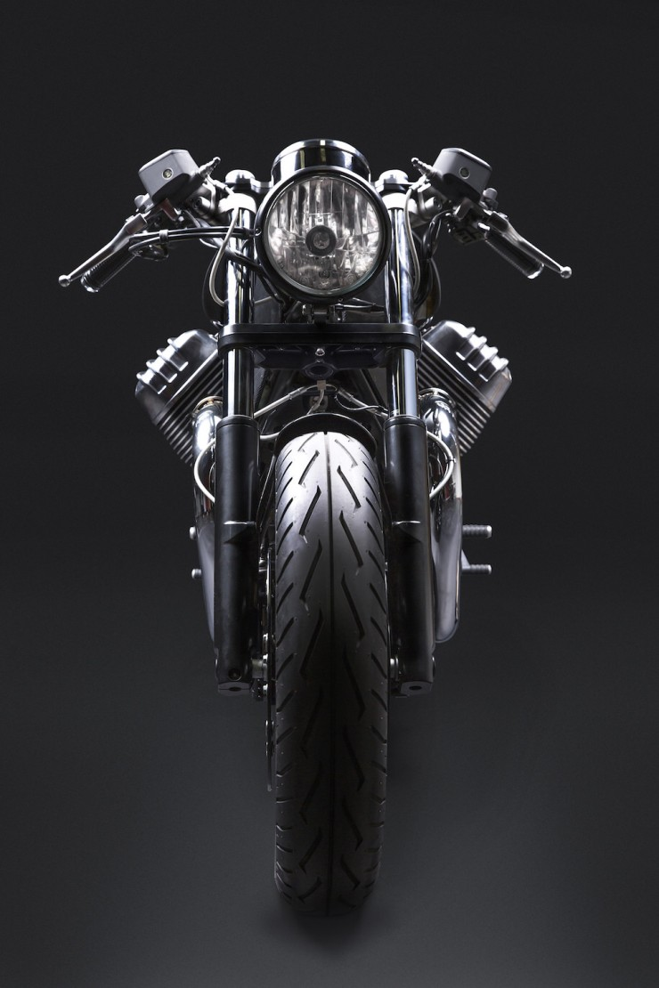 Venier Customs Moto Guzzi 8