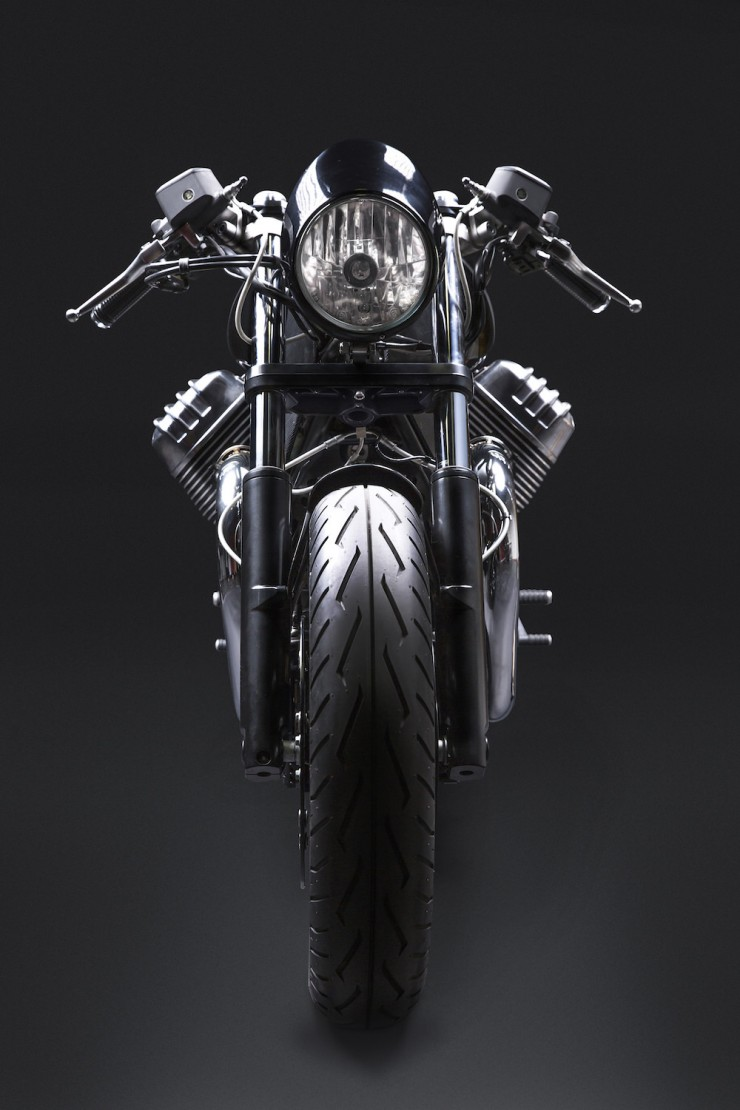 Venier Customs Moto Guzzi 9