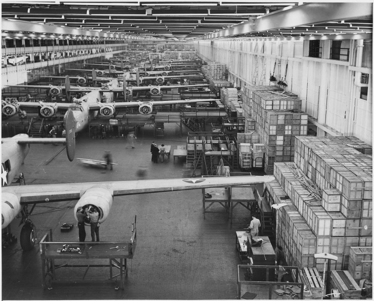world_war_two_assembly_line