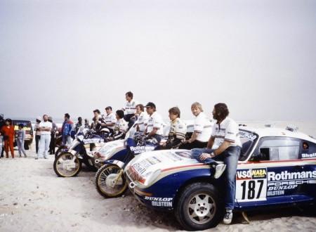 1985 Paris Dakar Rally