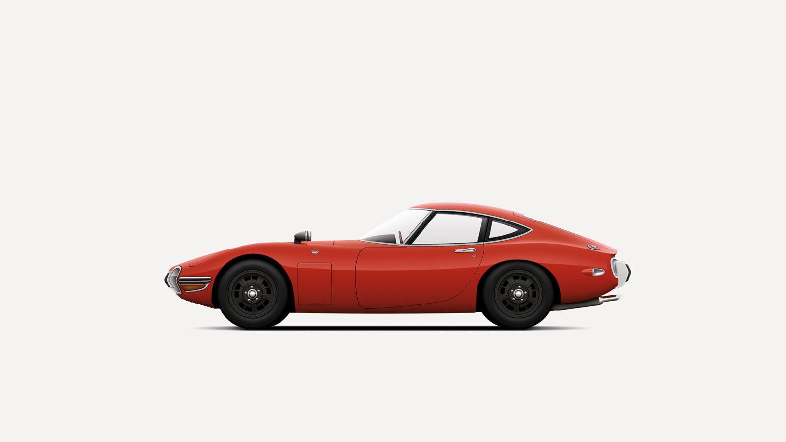 2000GT illustration 1600x900 - The Originals by Petrolified