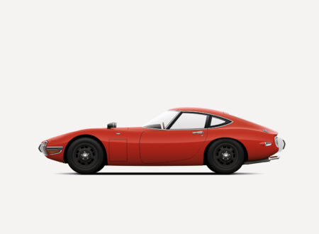 2000GT illustration 450x330 - The Originals by Petrolified