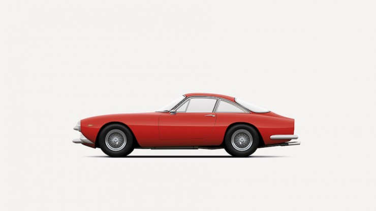 250 GT Lusso_illustration