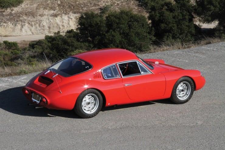 APAL-Porsche Car 1