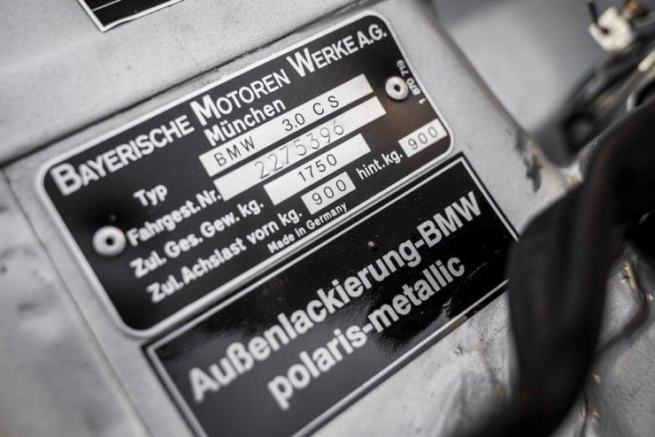 BMW 3.0 CSL 18