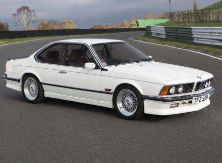 BMW M635 CSi 450x330 - 1985 BMW M635 CSi