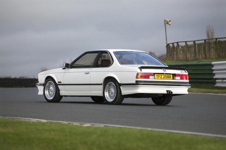 BMW M635 CSi 5