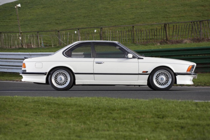 BMW M635 CSi 6