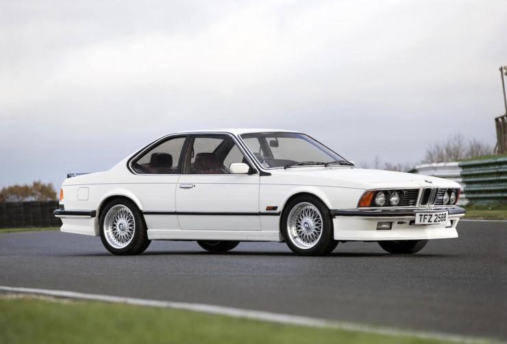 BMW M635 CSi 7