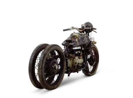 Brough Superior Austin Four 7
