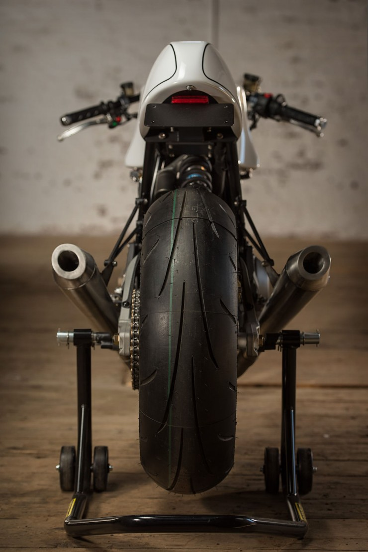 Custom Ducati Motorcycle 18