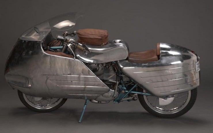 Ducati 175cc 'Dustbin' Special 1
