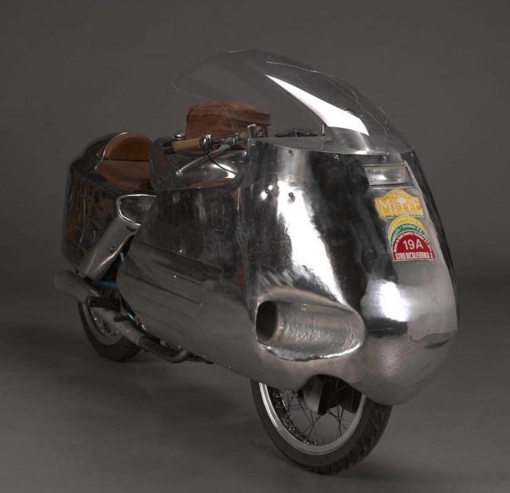 Ducati 175cc 'Dustbin' Special 2