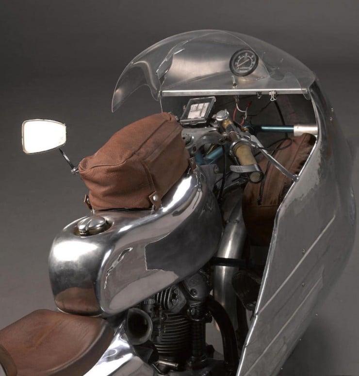 Ducati 175cc 'Dustbin' Special 3