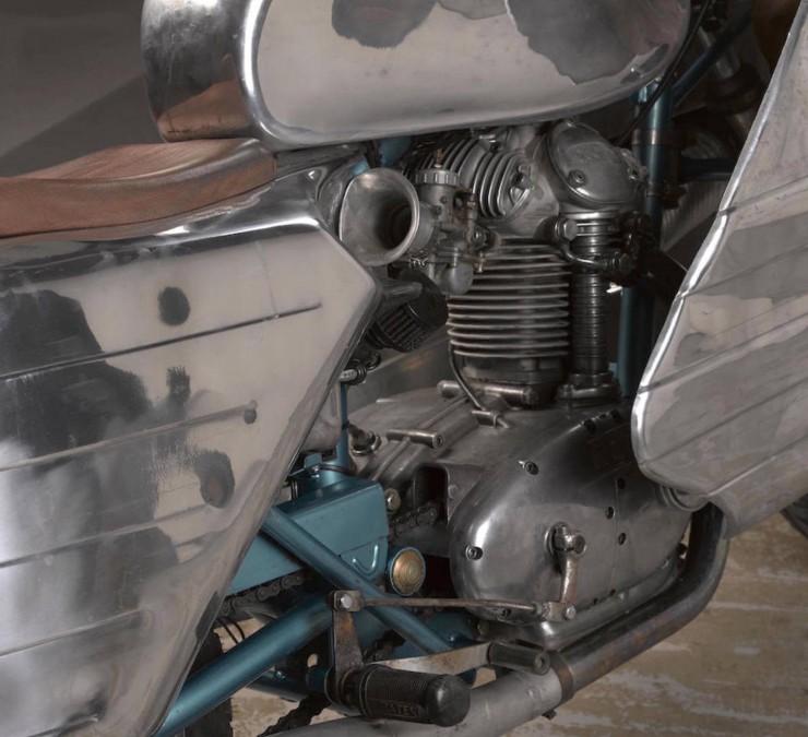 Ducati 175cc 'Dustbin' Special 4