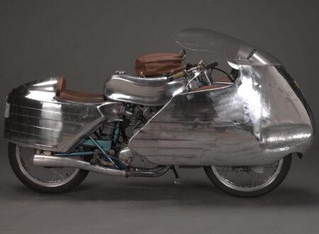 Ducati 175cc 'Dustbin' Special