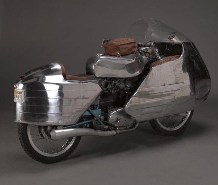 Ducati 175cc 'Dustbin' Special 5
