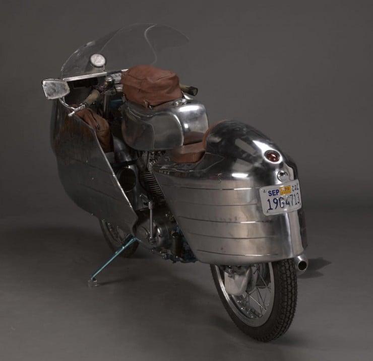 Ducati 175cc 'Dustbin' Special 6