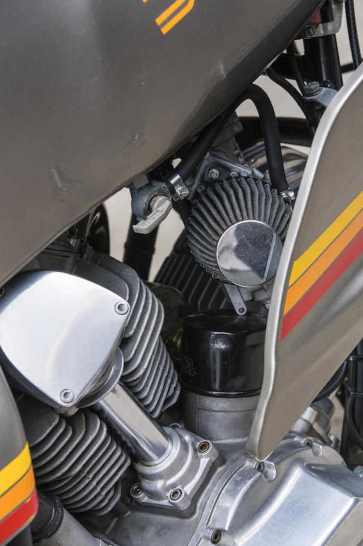 Ducati 900 S2 Engine