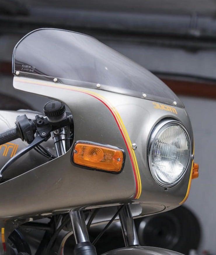 Ducati 900 S2 Headlight