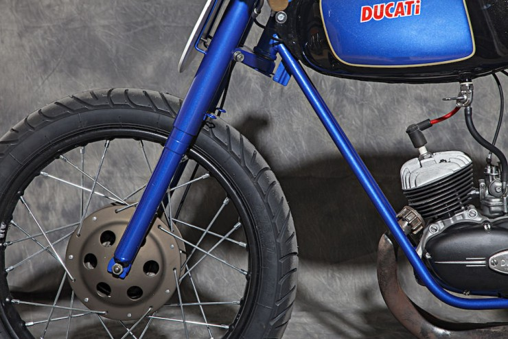 Ducati Single 10