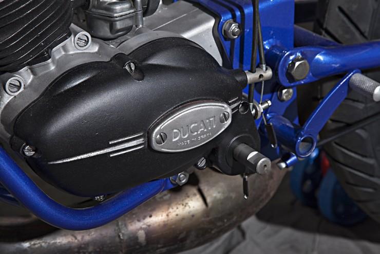 Ducati Single 12