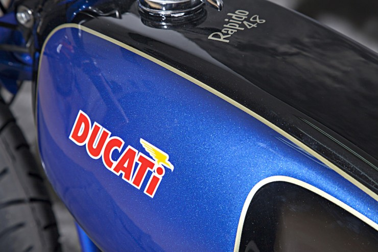Ducati Single 15