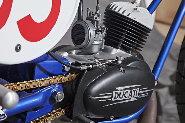 Ducati Single 6