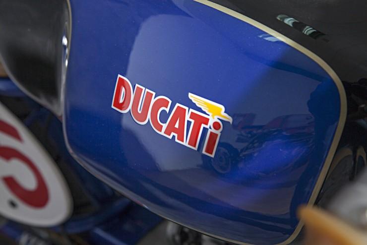 Ducati Single 7