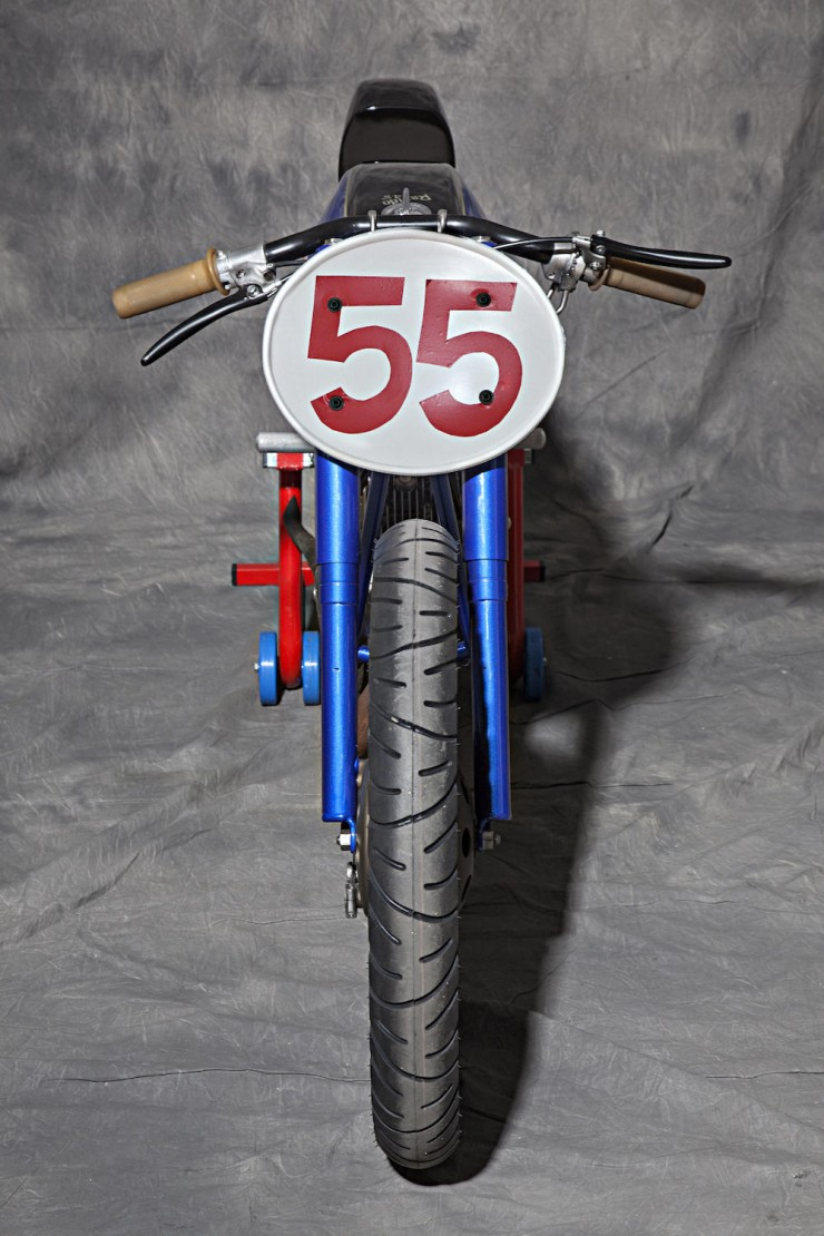 Ducati Single 8