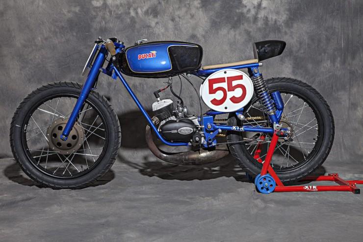 Ducati Single 9